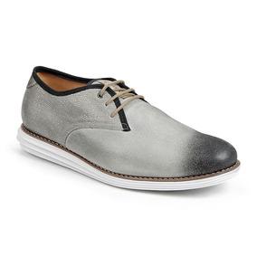 6be84e2a2 Sapato Social 45 46 Masculino - Sapatos Cinza escuro no Mercado ...