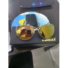 6f3ccc0775534 Óculos De Sol Colcci Feminino Original (estilo Gatinha)