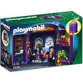 Cofre Casa Encantada Con Accesorios - Playmobil