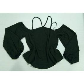 Blusa Listrada Feminino Triton Original