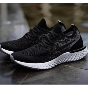 Zapatillas Nike Epic React Flyknit De Trote