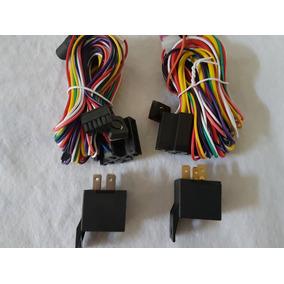 Chicote + Relé Rastreador Todos Modelos Coban Tk303