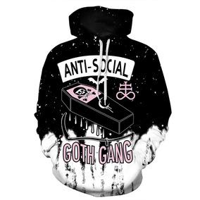 Gorra Anti Social Social Club - Sudaderas y Hoodies Sin Gorro en ... 2d41053329a