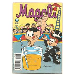Lote 01 - 08 Revistas Da Magali - Conforme Fotos