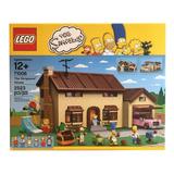 Lego La Casa De Simpson Modelo 71006 Figuras Serie Tv