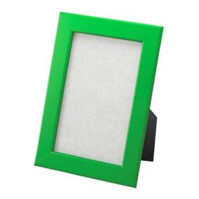 Portaretrato Porta Marco Fotos Verde Decoracion Ikea