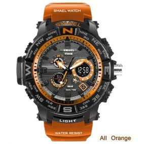 ed4555a54c1 Relógio Smael Time S-shock 1531 Esportivo A Prova D água A2