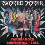 Twisted Sister I Wanna Rock Vinilo 12 Pulgadas Uk 1984 Vg+
