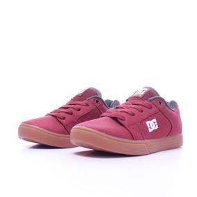 Tenis Dc Shoes Method Textil Syrah Talla 22-22.5cm
