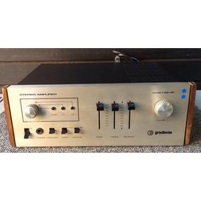 Amplificador Gradiente Lab-45 Stereo