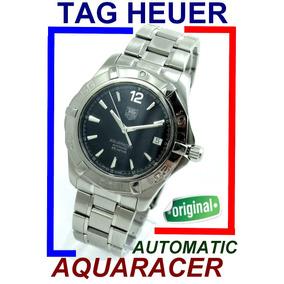 Tag Heuer Aquaracer Aço-aço Automático Waf2110 !