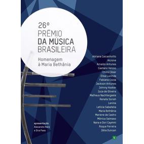 26º Prêmio Da Música Brasileira Homenagem À Maria