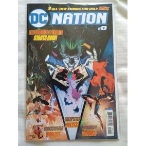 Dc Nation #0 E Invitación A La Boda De Selina Y Bruce
