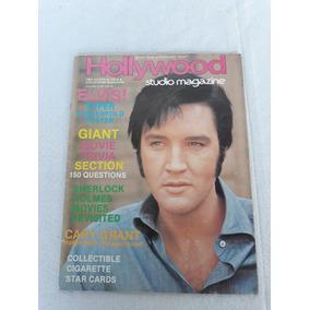 Revista Hollywood Elvis Presley Volume 17 1984