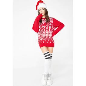 Sweet & Sexy Ugly Christmas Sweater Mod 1 Navidad 2018 -7725