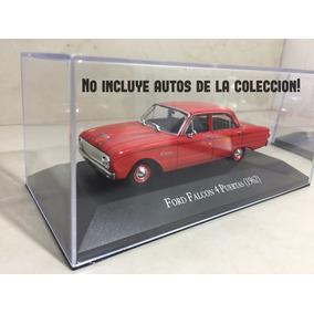 Caja Acrilico 1/43 Coleccion Autos Inolvidables Argentinos
