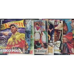 Epopeia Ebal 1954 / 60 Colecao 24 Revistas Diversas