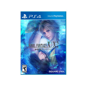 Sony Ps4 Final Fantasy X/x-2 Hd Remaster Full Game