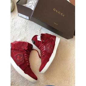 Tenis Gucci #9 -9.5 Mex Con Caja