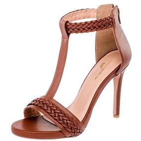 7abfdf17c77 Zapatos Tacon Color Camel Mujer - Zapatos para Niñas en Mercado ...