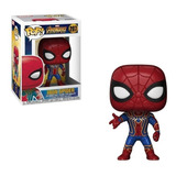 Funko Pop Iron Spider 287 Marvel Avengers Infinity War Full
