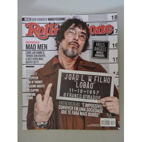 Revista Rolling Stone 80-john Lennon,lobão,dado (legião)