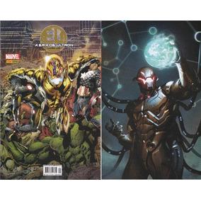 A Era De Ultron - Minisérie - 6 Volumes