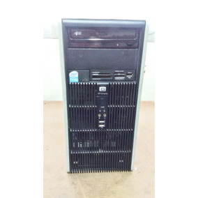 Cpu Hp Compaq Dc 5700 Microtower - Hd 80 Gb - Usado
