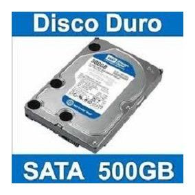Discos Duros De Pc De 500 Gb Al 100% Con Garantia