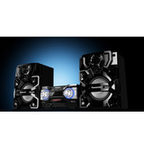 Minicomponente 18,700 Watts, Color Negro Sc-akx700lm-k