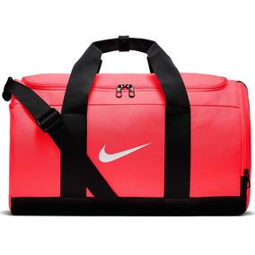 470352d533b75 Bolsa Nike Team Duffel Feminino Original Loja Tênis Preto