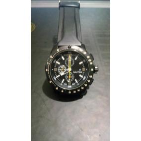 Reloj Nautica Chronografo Y Fechador.