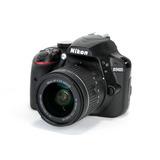 Rosario Cámara Réflex Nikon D3400 18-55 Vr Kit Color Rojo