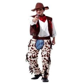 Roupa De Cowboy Masculina - Brinquedos e Hobbies no Mercado Livre Brasil 98dbe7bbe47