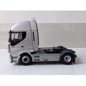 Miniatura Caminhão Iveco Stralis 4x2 = Arpra 1/50