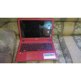 Laptop Acer Aspire E 15 Roja