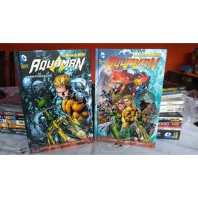 Aquaman As Profundezas + Os Outros Panini