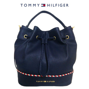 8a948cc4f Hermosa Cartera Tommy Hilfiger En Azul Y Verde, Doble Cierre - Ropa ...