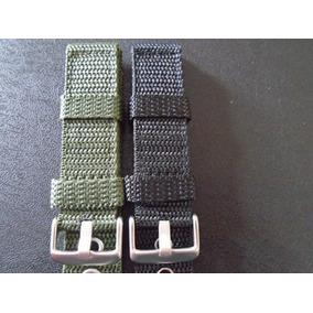 c1c21dc0404 Relógio Militar Operações Especiais Verde Exército Pulseira ...