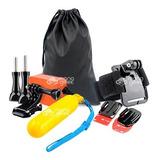 Kit Accesorios Camara Gopro Hero 5 6 7 Black Eken - Sjcam