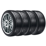 Combo X4 Neumaticos Michelin 235/75r15 Ltx Force 105t
