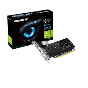 Placa De Vídeo Nvidia Geforce Gt 640 1gb Gddr5 Gigabyte