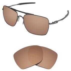 Óculos De Sol Oakley Square Wire Marrom (abaixei O Preço) - Óculos ... 588f91291f