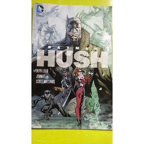 Batman Hush Dc Ingles