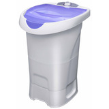 Lavadora De Roupas Semiautomática Lis 4kg Lilás 127v Wanke