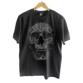 Camiseta John John Caveira Feminina - Calçados cdba5a4c106c6