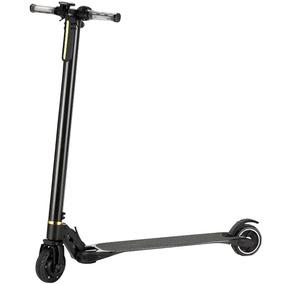 Scooter Electrico Blackpcs M20l-bl Pantalla Led/luces Adulto