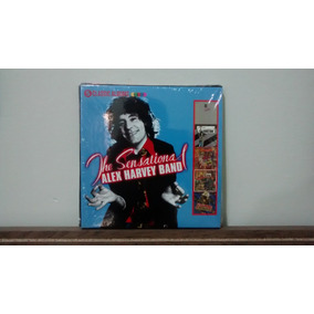 The Sensational Alex Harvey Band 5 Classic Albums -box 5 Cds