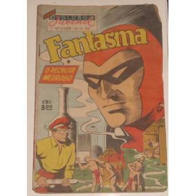 O Globo Juvenil Nº 2053 - 13/09/1952 - Fantasma