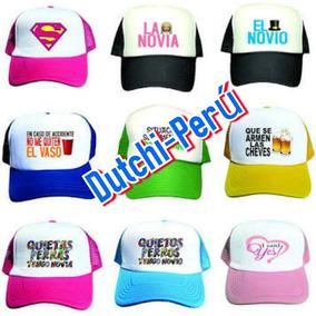 Gorras Personalizadas Por Menor Y Mayor! 2af7f15415d